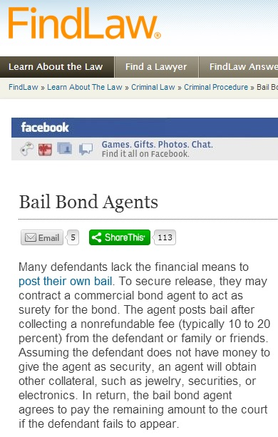 Bail Bonds Agents