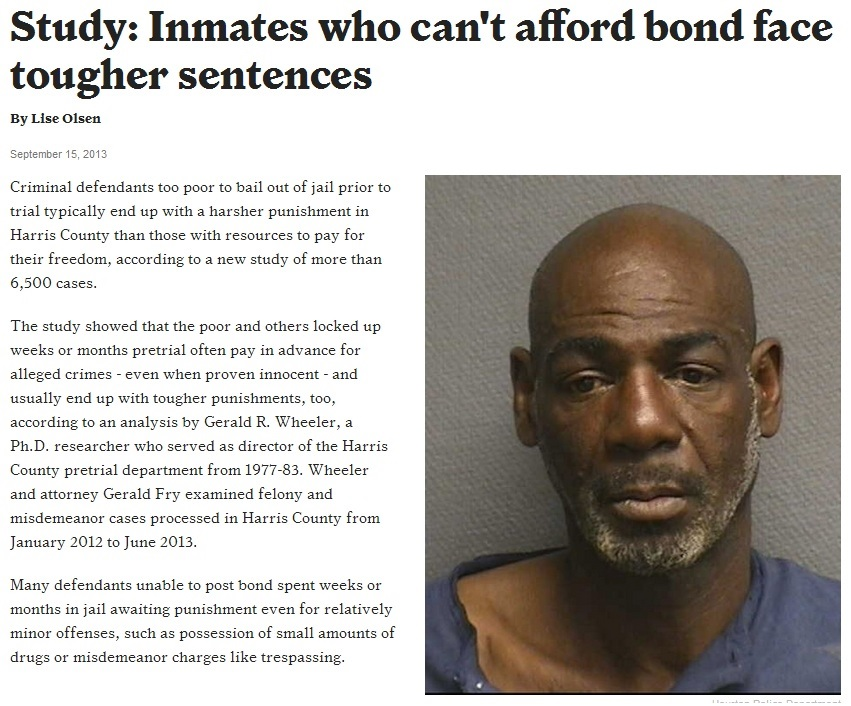 Inmates Cant Afford
