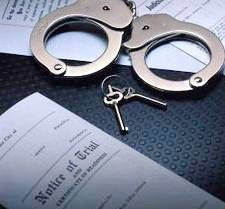 bail bond paperwork